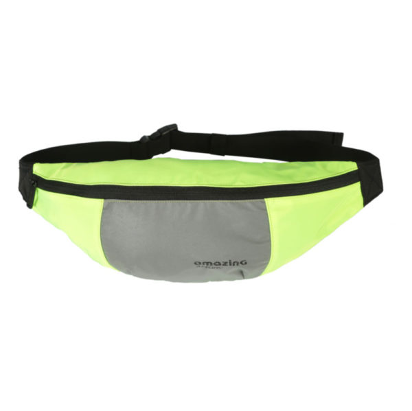 2021 New Arrival High Quality Custom Promotional Sport Crossbody Hiking Mobile Phone Waist Bag Men women