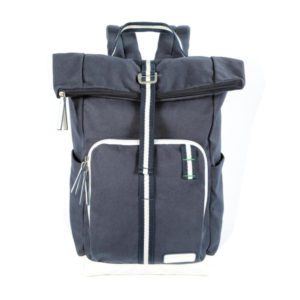 Daily Canvas Laptop Roll Top Backpack