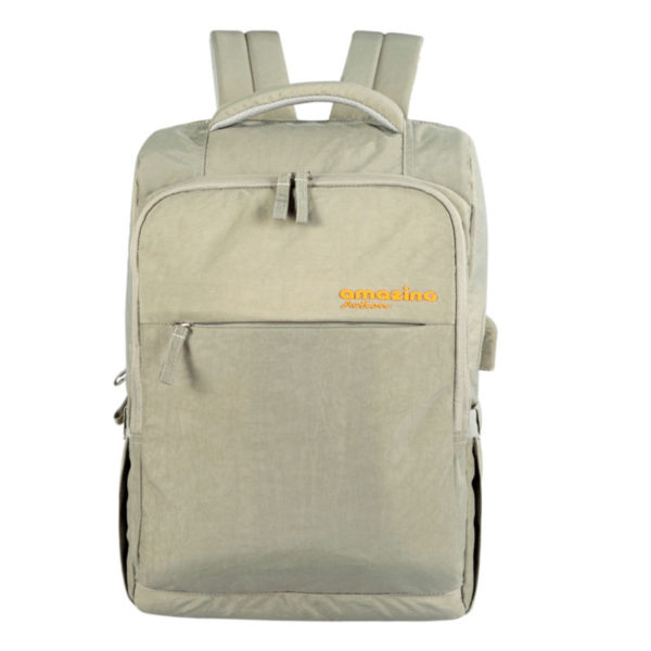 Smart Business daypacks With USB Charger