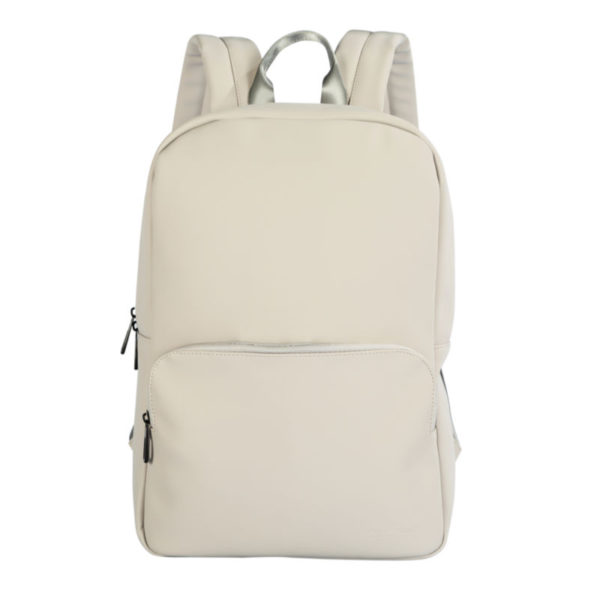 Leather Laptop Rucksack Casual Backpack Bag