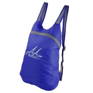 Promotion Light Customized Logo Waterproof Foldable Backpack