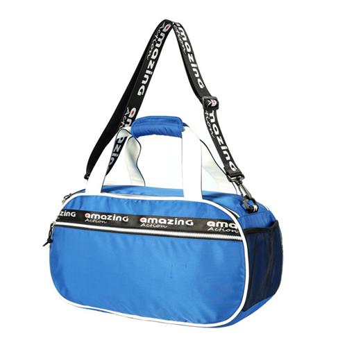 Fast Fashion Waterproof Custom Gym Duffel Bag Unisex Travel Duffel Bag Woman Men
